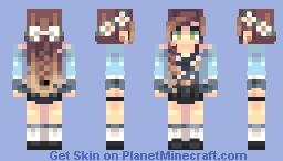 missing summer Minecraft Skin