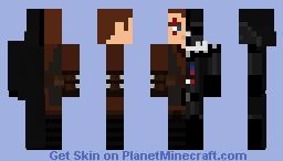 Anakin/Vader Minecraft Skin
