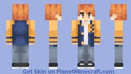 archie andrews Minecraft Skin