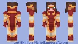 Bart Allen Minecraft Skin