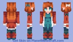 ⊗ [Chabilulu] ⊗ Merry Christmas Beverly ! ⊗ Minecraft Skin