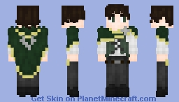 Alair Sanguis (Light v. Darkness Contest Entry) Minecraft Skin