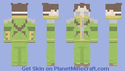 Chaves | Summon Night: Swordcraft Story Minecraft Skin