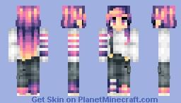 colours Minecraft Skin