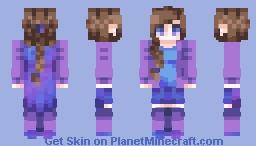 ⊗ [Chabilulu] ⊗ Merry Christmas, Contest Entry, Terraria OC Crystal ! ⊗ Minecraft Skin