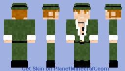 The Riddler | War of Jokes & Riddles/rebirth Minecraft Skin