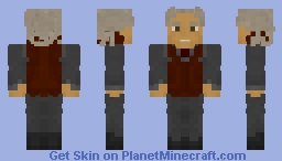 Rupelstiltskin - The Dark One (better in 3d view) Minecraft Skin