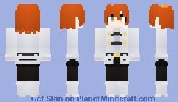 (Fate/Skin) 藤丸 立香Skin Minecraft