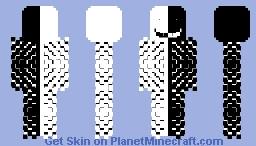 Checkmate Minecraft Skin