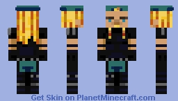 X-Treme skin. Minecraft Skin