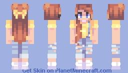 .Eliana. Minecraft Skin