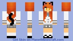 Kaila PDH (Kai genderbend) Minecraft Skin