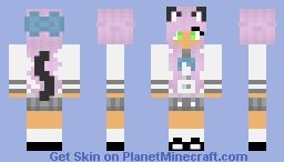 Michi PDH Minecraft Skin