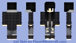 Requested by MaskedOnigiri Minecraft Skin