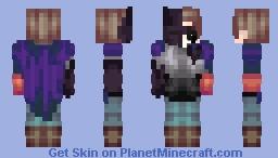 𝙿𝙰𝙿𝚈 - ❝ Yᴏᴜ ᴅᴇsᴇʀᴠᴇ ɴᴏ ᴍᴇʀᴄʏ fᴏʀ ᴛʜᴇ ᴘᴀɪɴ ʏᴏᴜ ʜᴀᴠᴇ ᴄᴀᴜsᴇᴅ ᴍᴇ... ❞ Minecraft Skin