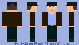 Major Kent Minecraft Skin