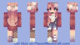 More Than Friends l Қíოíєs l ♡ Minecraft Skin