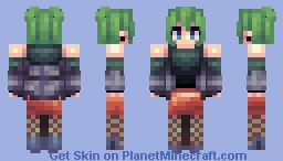 Heads Will Roll Minecraft Skin