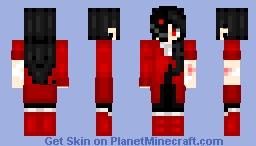 Scarlet (Contest Entry) | nσnkíє ♡ Minecraft Skin
