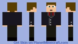 Nicolae Carpathia Minecraft Skin