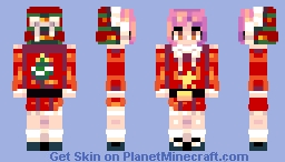 It's almost Christmas Minecraft Skin