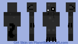 Tears of Light Minecraft Skin