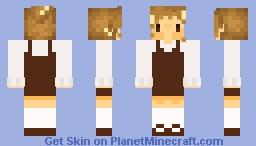 comet gal 1 // bbymilk Minecraft Skin