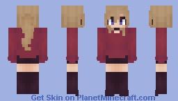 ╰√iѳℓαƬƬ૯ઽ╮n i a Minecraft Skin