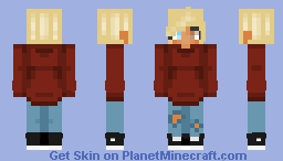 Maxine Smith (30 subscribers) Minecraft Skin
