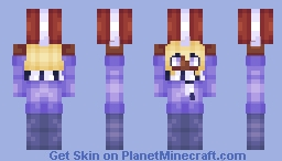 ~Happy Holidays ~ Minecraft Skin