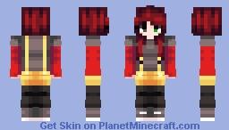 モ∨工モ ~ Skin Request for Nora-Corn Minecraft Skin