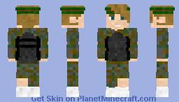 For Lil Nick Minecraft Skin