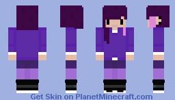 tambry (gravity falls) Minecraft Skin