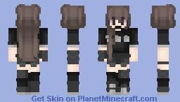 Ellipsis (looks better in 3D) Minecraft Skin