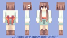 la lune Minecraft Skin