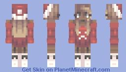 The true - ⌊∠εΔ⌉ Minecraft Skin