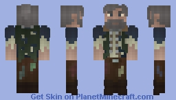 [LotC] Ragged Traveller Minecraft