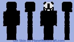 Misery 2.0  (better in 3d) Minecraft Skin