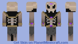 Virithose, Lord of Despair Minecraft Skin