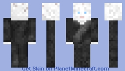 Tom Riddle / Voldemort Minecraft Skin