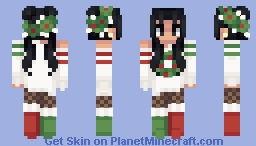 and i'm of good cheer // ambi's bootcamp Minecraft Skin