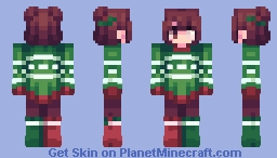 Yule Shoot Your Eye Out☄️❄️ Minecraft Skin