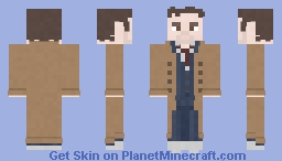 10th Doctor | Doctor Who Minecraft Skin