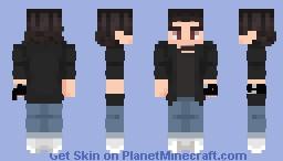 Eleven Punk Version | Stranger Things 2 Minecraft Skin