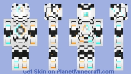 Portal Robot Minecraft