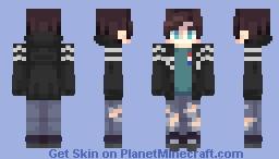[UPDATE] Personal Minecraft Skin