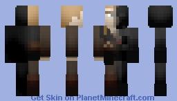 Anakin vs Vader [Star Wars] (Light vs Darkness) Minecraft Skin