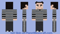Breaking Bad-Walter White Jr. (flynn) Minecraft Skin
