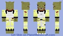 Bossk / Star Wars / The Empire Strikes Back Minecraft Skin