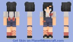 the riverside » popreel ❤ Minecraft Skin